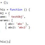 Javascript regions